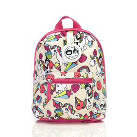 Mini Backpack Unicorn 1-4yrs Zip & Zoe